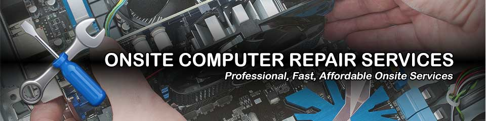 Florida Professional Onsite Computer and Printer Repair Services