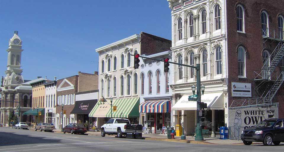 Georgetown KY Onsite Computer Repair, Network Services, Voice and Data Cabling Contractors