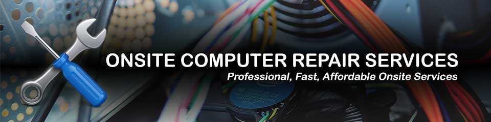 Ohio Professional Onsite Computer PC and Printer Repair Services