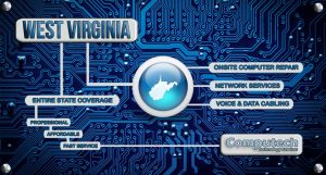 Pro Onsite Computer PC and Printer Repair, Network, and Voice and Data Cabling Services of West Virginia