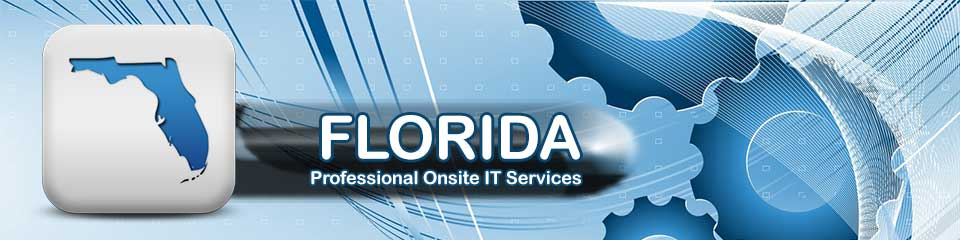 Professional Onsite Computer Repair, Network and Voice and Data Cabling Services Florida FL