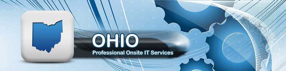 Professional Onsite Computer PC Repair, Printer, Network and Voice and Data Cabling Services in Ohio OH