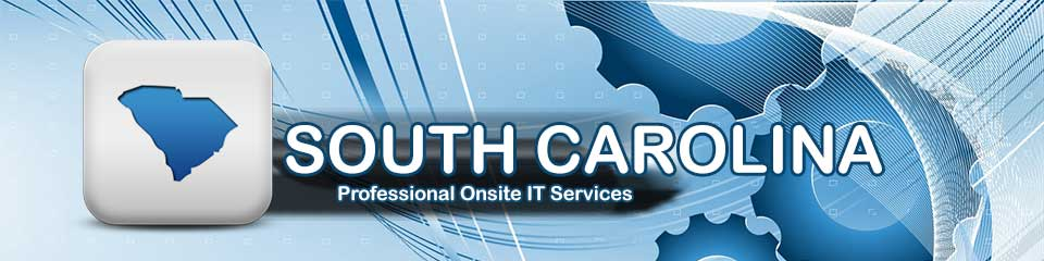Pro Onsite Computer Repair, Network, and Voice and Data Cabling Services South Carolina SC