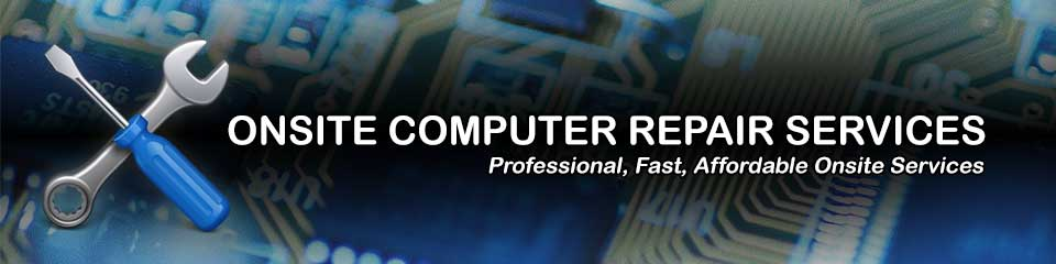 South Carolina Professional Onsite Computer Repair Services