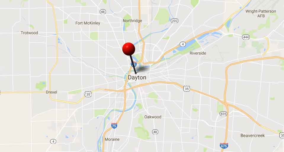 Dayton OH Onsite Computer PC & Printer Repairs, Network Support, & Voice and Data Cabling Services