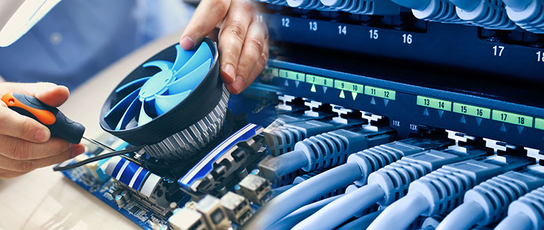 Ocoee FL Onsite Computer PC & Printer Repairs, Network Support, & Voice and Data Cabling Services