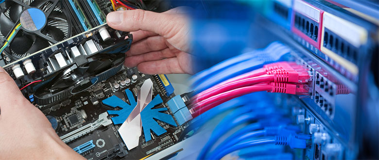North Lauderdale FL Onsite Computer PC & Printer Repairs, Network Support, & Voice and Data Cabling Services
