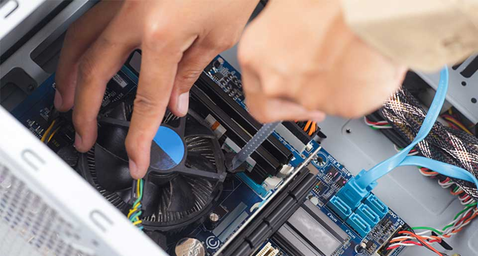 Lakeland FL Onsite Computer PC & Printer Repairs, Network Support, & Voice and Data Cabling Services