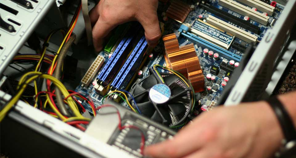 West Palm Beach FL Onsite Computer PC & Printer Repairs, Network Support, & Voice and Data Cabling Services