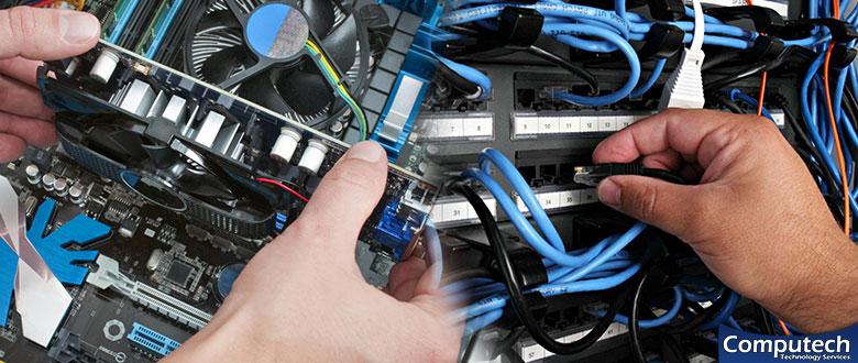 Ottawa Illinois On Site Computer & Printer Repair, Network, Voice & Data Wiring Services