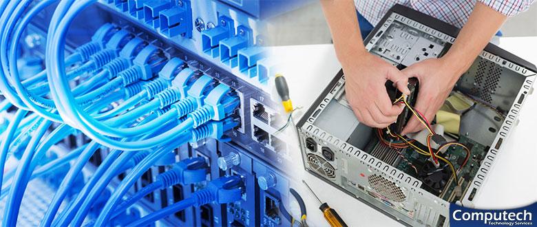 Aurora Illinois On Site Computer PC & Printer Repairs, Network, Telecom & Data Cabling Services