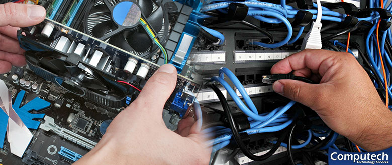 Grand Rapids Michigan Onsite PC and Printer Repair, Networking, Voice and Data Low Voltage Cabling Services