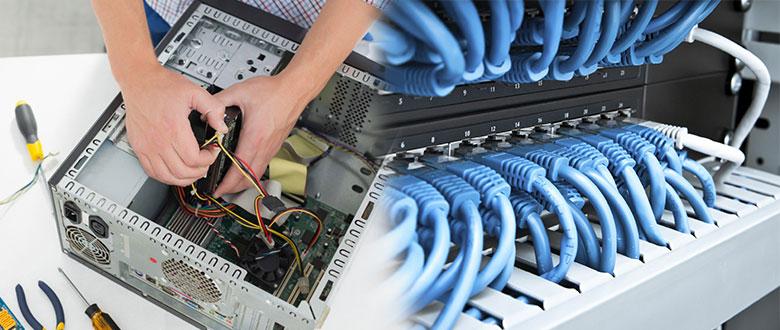 Burlington North Carolina Onsite Computer Repairs, Networks, Telecom & Data Cabling Solutions