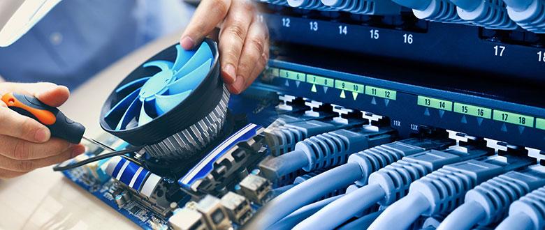 Jacksonville North Carolina Onsite Computer Repair, Networking, Telecom & Data Wiring Services
