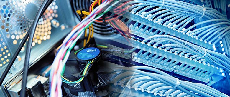 Goldsboro North Carolina On-Site PC Repair, Networks, Telecom & Data Cabling Services