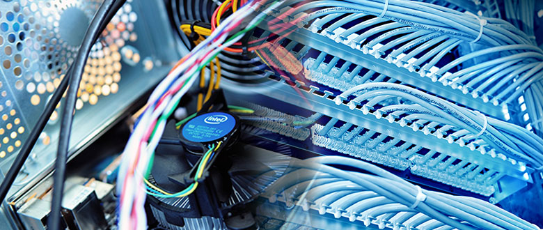 Gibsonville North Carolina On Site PC Repairs, Network, Telecom & Data Cabling Services