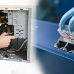North Charleston South Carolina Onsite Computer PC Repairs, Networking, Voice & Data Inside Wiring Services